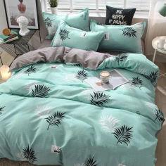 Акция на Комплект постельного белья MirSon Бязь Premium 17-0452 Jamison Детский (2200003199482) от Rozetka