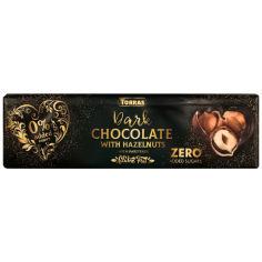 Акция на Шоколад черный Torras с фундуком, 300 г от Auchan