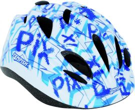 Акция на Шлем детский Pix Tempish, голубой, размер S (49-53) (102001120/Blue/S) от Stylus