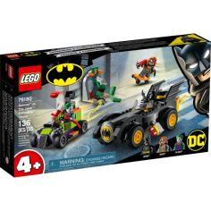 Акция на LEGO Super Heroes Бэтмен против Джокера: погоня на Бэтмобиле (76180) от Allo UA