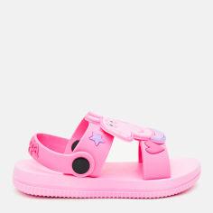 Акция на Сандалии Disney Peppa Pig 2300004310 27 (18.3 см) Розовые (8427934382996) от Rozetka