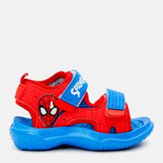 Акция на Сандалии Disney Spiderman 2300004400 26 (17.6 см) Красные (8427934409624) от Rozetka