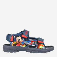 Акция на Сандалии Disney Mickey Roadster 2300003653 26 (17.6 см) Нави/Голубые (8427934254743) от Rozetka