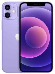 Акция на Мобильный телефон Apple iPhone 12 mini 256GB Purple Официальная гарантия от Rozetka