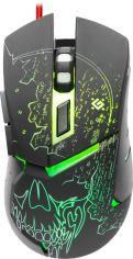 Акция на Мышь Defender Alfa GM-703L USB Black (52703) от Rozetka