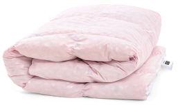 Акция на Одеяло пуховое MirSon №1844 Bio-Pink 50% пух деми 110x140 (2200003013375) от Rozetka