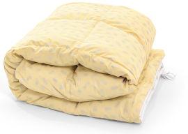 Акция на Одеяло пуховое MirSon №1857 Bio-Beige 70% пух Зима+ 172x205 (2200003014518) от Rozetka
