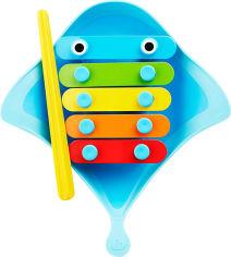 Акция на Музыкальная игрушка для ванной Munchkin Скат (051881) от Rozetka