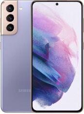 Акция на Смартфон Samsung Galaxy S21 8/256GB (SM-G991BZVGSEK) Phantom Violet от Територія твоєї техніки