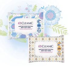 Акция на Влажная туалетная бумага Cleanic 60 шт  2496 ТМ: Cleanic от Antoshka