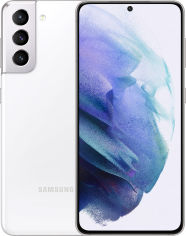 Акция на Мобильный телефон Samsung Galaxy S21 8/256GB Phantom White (SM-G991BZWGSEK) от Rozetka