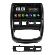 Акция на Штатная автомобильная магнитола Lesko для RENAULT Duster (2010-2014 гг.) GPS 1/16 GB Android Wi-Fi от Allo UA