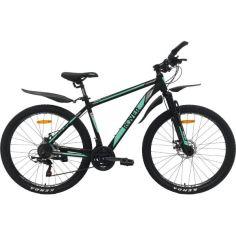 """Акция на Велосипед ROVER X70 AIR 27,5"""" 18"""" black - mint 2021 от Allo UA"""