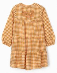 Акция на Платье Zippy ZG0501_487_24 138 см Желтое (5602156389142) от Rozetka