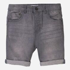 Акция на Шорты джинсовые Minoti 5Dshort 3 16913 134-140 см Серые (5059030502423) от Rozetka