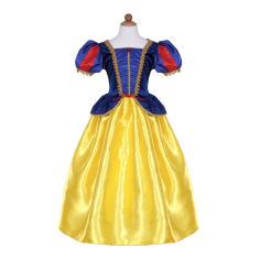 Акция на Платье Great Pretenders Snow White на 7-8 лет (35307GP) от Будинок іграшок