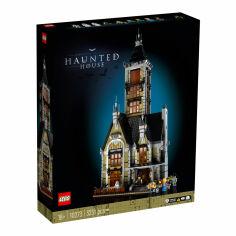 Акция на Конструктор LEGO Creator Expert Дом с привидениями на ярмарке (10273) от Будинок іграшок