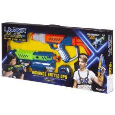 Акция на Игрушечное оружие Silverlit Lazer M.A.D. Делюкс набор (LM-86848) от Allo UA
