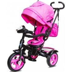 Акция на Велосипед трехколесный AL Toys Neo 4 Air Pink от Allo UA