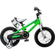 """Акция на Велосипед Royal Baby 16"""" Freestyle RB16B-6 Green от Allo UA"""