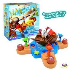 Акция на Электронная игра Splash Toys Все на борт (ST30127) от Allo UA