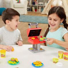 Акция на Набор Play-Doh Гриль барбекю 283 г F06525L0 ТМ: Play-Doh от Antoshka
