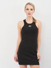 Акция на Платье Puma Classics Summer Dress 59959101 M Puma Black (4063697079960) от Rozetka