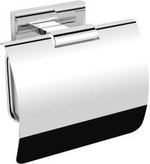 Акция на Держатель для туалетной бумаги LANGBERGER Unique 2110941A от Rozetka