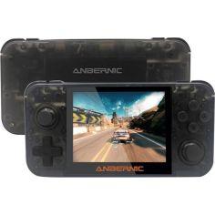 Акция на Игровая приставка ANBERNIC RG350P ips экраном, с поддержкой игр PS 1 от Allo UA