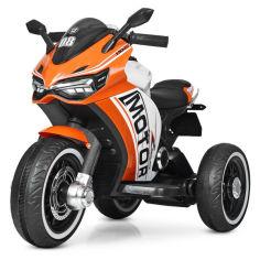 Акция на Электро-мотоцикл Bambi M 4053L-3 Orange (M 4053L) от Allo UA