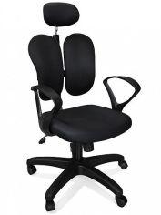 Акция на Кресло Mealux Deluxe-Duo Plus (Y-558 KBG) от Y.UA
