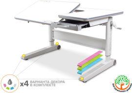 Акция на Детский стол Mealux RichWood Multicolor Tg (арт. BD-840 TG/MC) от Y.UA