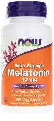 Акция на Аминокислота Now Foods Мелатонин 10 г 100 капсул (733739035578) от Rozetka