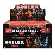 Акция на Jazwares Roblox Mystery Figures Safety Orange Assortment S6 (ROB0189) от Repka