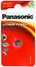 Акция на PANASONIC CR 1025 BLI 1 LITHIUM (CR-1025EL/1B) от Repka