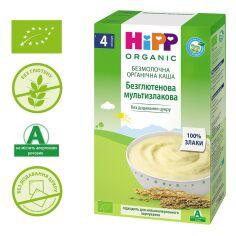 Акция на Безмолочная органическая Каша HIPP Безглютен мультизлак 200 г 2830 ТМ: HiPP от Antoshka