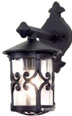 Акция на Уличный светильник Elstead Lighting Hereford (BL8 BLACK) от Rozetka