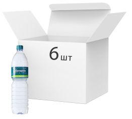 Акция на Упаковка минеральной негазированной воды S.Bernardo 1.5 л х 6 шт (8000018433096) от Rozetka