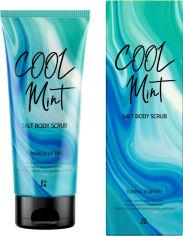 Акция на Скраб для тела J:ON Подтягивающий Cool Mint Salt Body Scrub 250 г (8802929006895) от Rozetka
