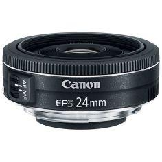 Акция на CANON EF-S 24mm f/2.8 STM от Repka