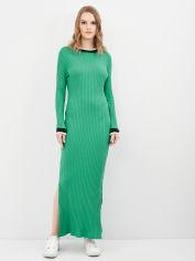 Акция на Платье Koton 7YAK83181EK L Green (8681539843775) от Rozetka