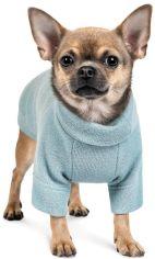 "Акция на Свитер Pet Fashion ""SENSE"" для собак размер S, Зеленый (4823082419937) от Rozetka"