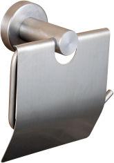 Акция на Держатель для туалетной бумаги GLOBUS LUX SS8410 от Rozetka