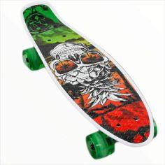 Акция на Пенни Борд Скейт Best Board Колеса Светятся (S00164) от Allo UA