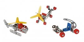 Акция на Same Toy Inteligent DIY Model Car 3в1 117 эл. (58042Ut) от Repka