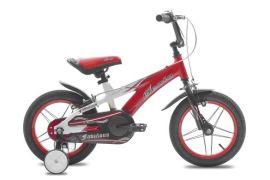 """Акция на Велосипед GENIO FABULOUS BMX 14"""" Красный от Auchan"""