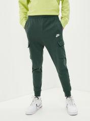 Акция на Спортивные штаны Nike M Nsw Club Ft Cargo Pant CZ9954-337 L (194953017014) от Rozetka