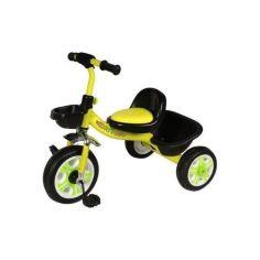 Акция на Детский велосипед трехколесный TILLY DRIVE Т-318, желтый от Allo UA