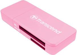 Акция на Кардридер Transcend TS-RDF5R USB3.1 Gen1 SD/MicroSD от Rozetka