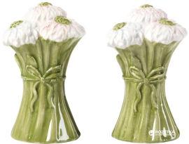 Акция на Набор для соли и перца Mikasa Silk Floral (5082011) от Rozetka